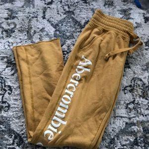 Abercrombie sweatpants